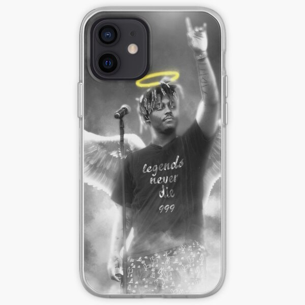 as an angel iPhone Soft Case