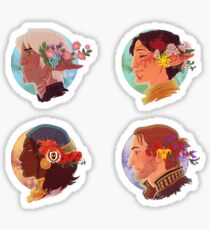 DA2 LI set Sticker