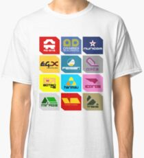 Wipeout Teams! Classic T-Shirt