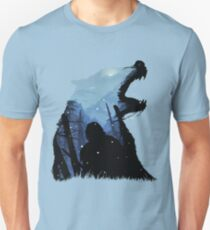 Jon Snow - King of The North T-Shirt