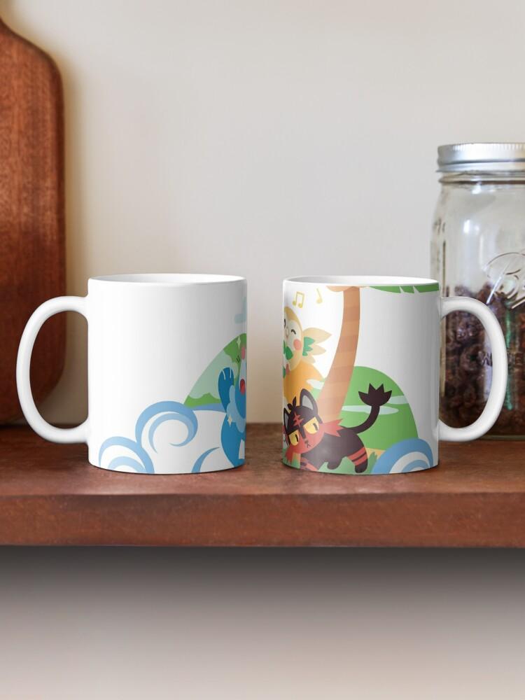 Alternate view of Poké Paradise  Mug