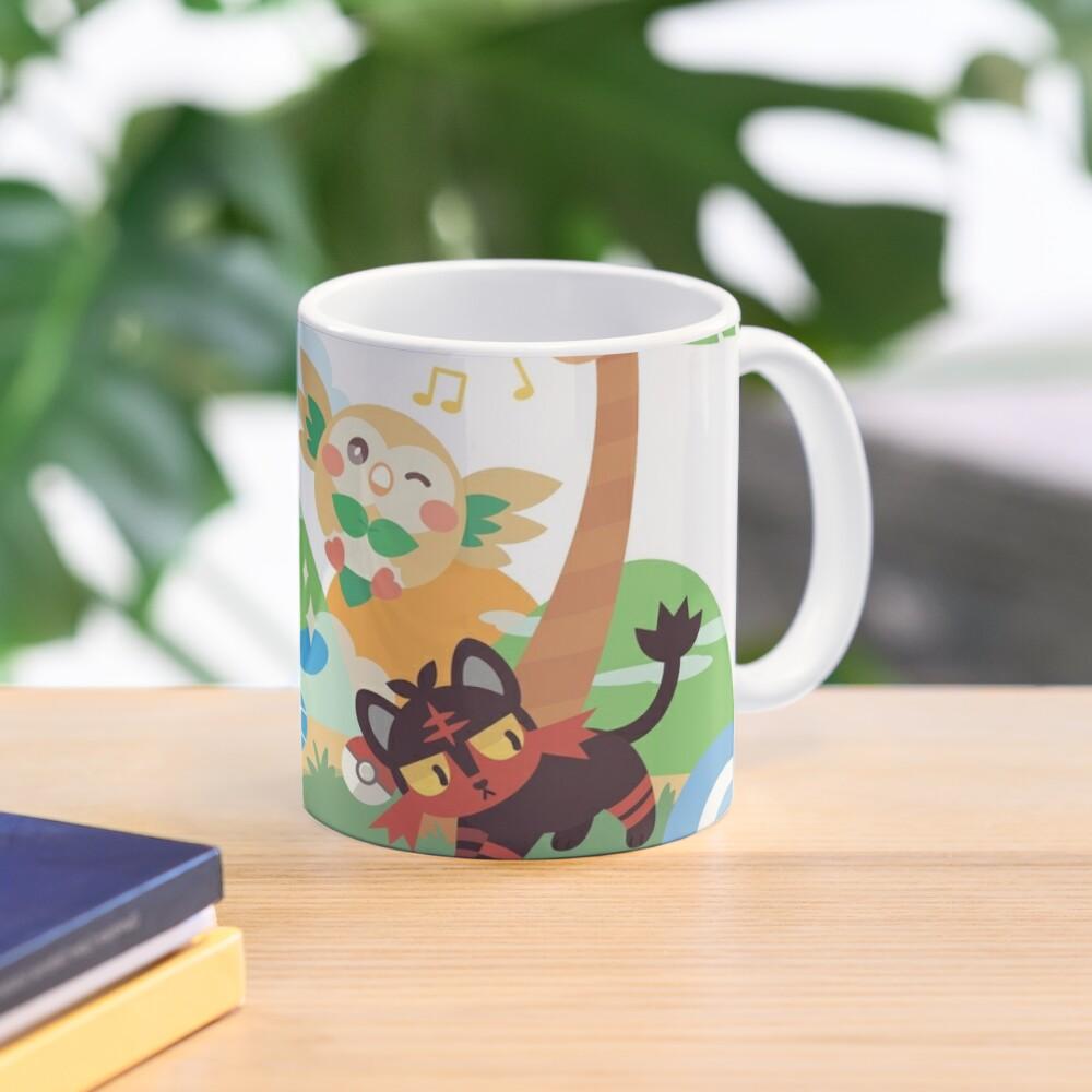 Poké Paradise  Mug
