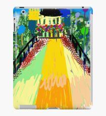 Castle Lolly by Roger Pickar, Goofy America iPad Case/Skin