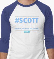Scott Sterling-STUDIO C Men's Baseball ¾ T-Shirt