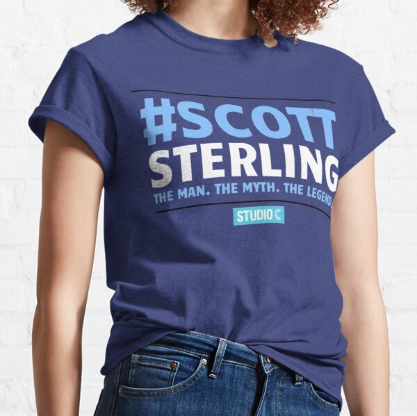 Scott Sterling-STUDIO C Classic T-Shirt