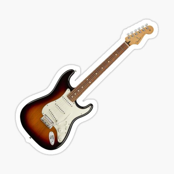 Stratocaster Fender Sticker