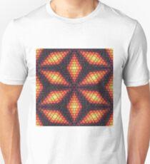 Bricks flower Unisex T-Shirt