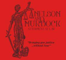 Nelson and Murdock - Daredevil | Unisex T-Shirt
