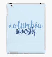 Columbia University iPad Case/Skin