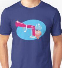 Space Patrol Luluco Judgement Gun Morphing Unisex T-Shirt