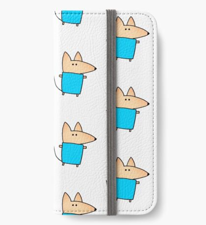 The little mouse iPhone Wallet