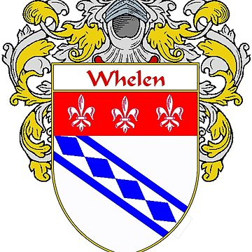 Whelen Coat of Arms / Whelen Family Crest by IrishArms