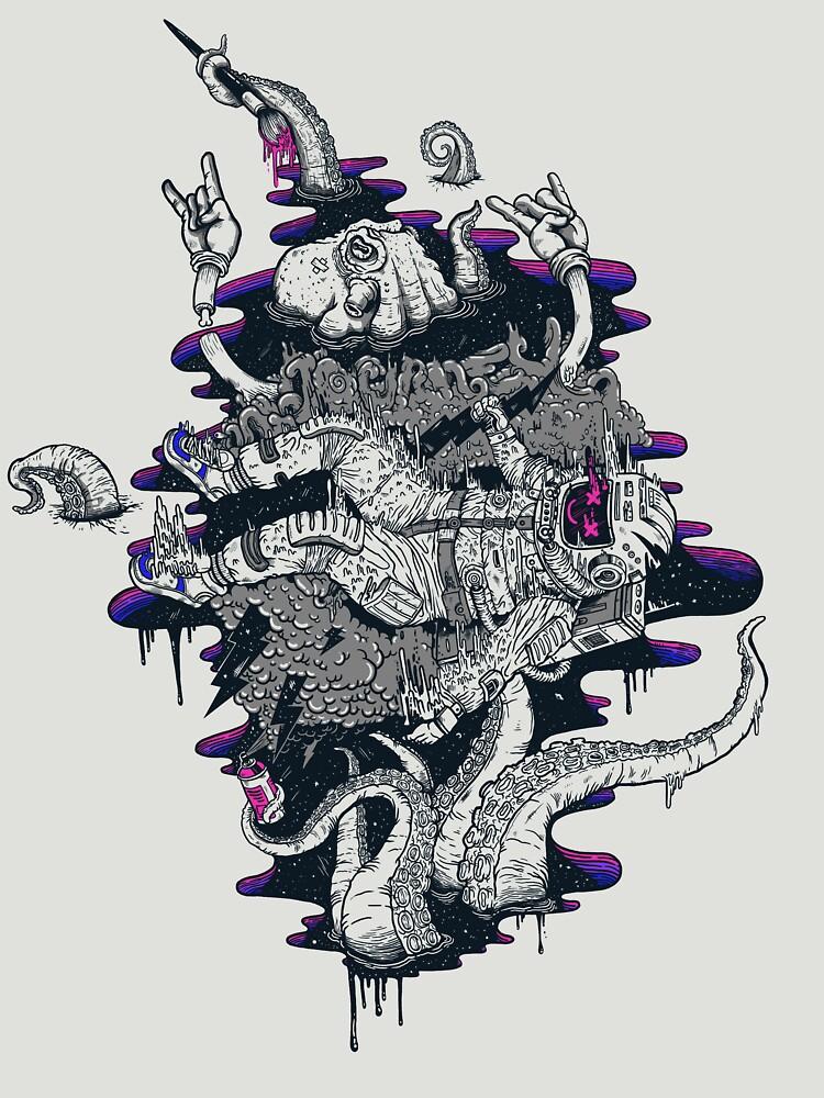 Liquid Journey | Unisex T-Shirt