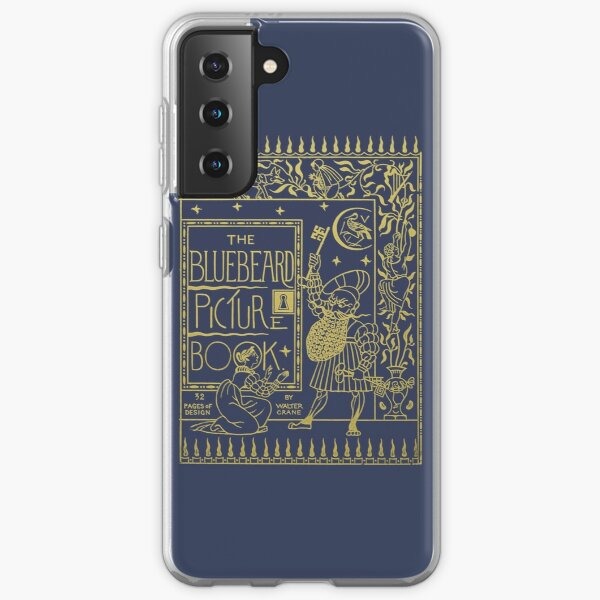 The Bluebeard Picture Book Samsung Galaxy Soft Case