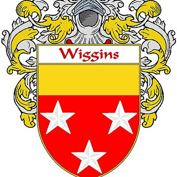 Wiggins Coat of Arms / Wiggins Family Crest by IrishArms