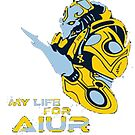 My Life for Aiur! by ramox90