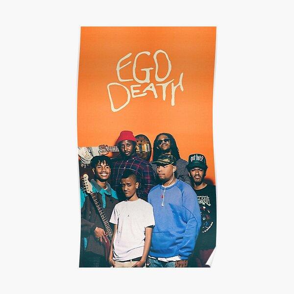 Ego Death -  Poster