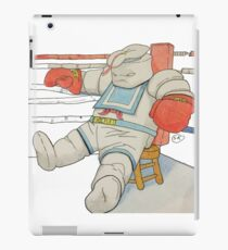 Stay Puft in the Ring iPad Case/Skin