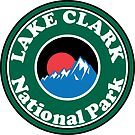 LAKE CLARK NATIONAL PARK ALASKA MOUNTAINS HIKING CAMPING HIKE CAMP by MyHandmadeSigns