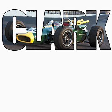 Jim Clark - Campeón del Mundo de Venusta