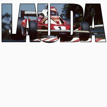 Niki Lauda - Campeón del Mundo de Venusta