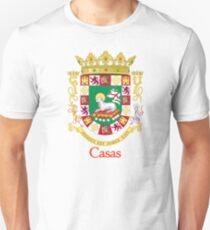 Casas Shield of Puerto Rico T-Shirt