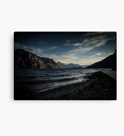 Italy - Lake Garda Canvas Print