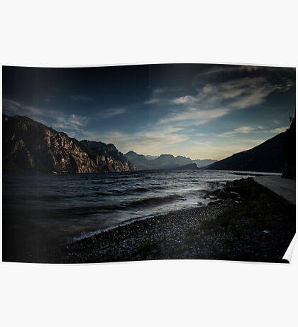 Italy - Lake Garda Poster