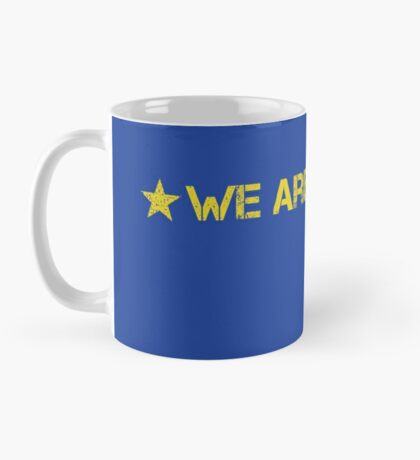 We Are The 62% (Linear) Mug