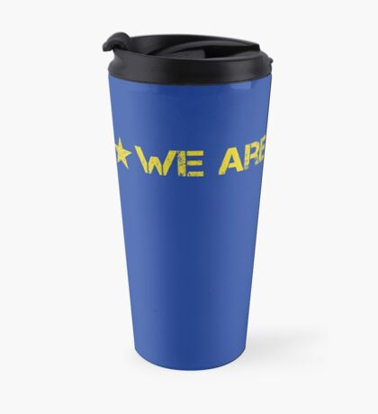 We Are The 62% (Linear) Travel Mug