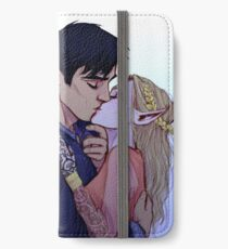 Feyre and Rhysand iPhone Wallet/Case/Skin