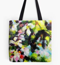 Tree Blossom Painting by Samuel Durkin Tote Bag