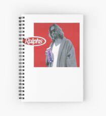 69 Cents Spiral Notebook