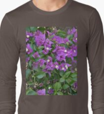 Mauve Flower T-Shirt