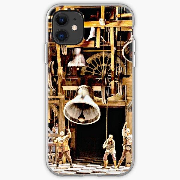 Hunchback of Notre Dame set iPhone Soft Case