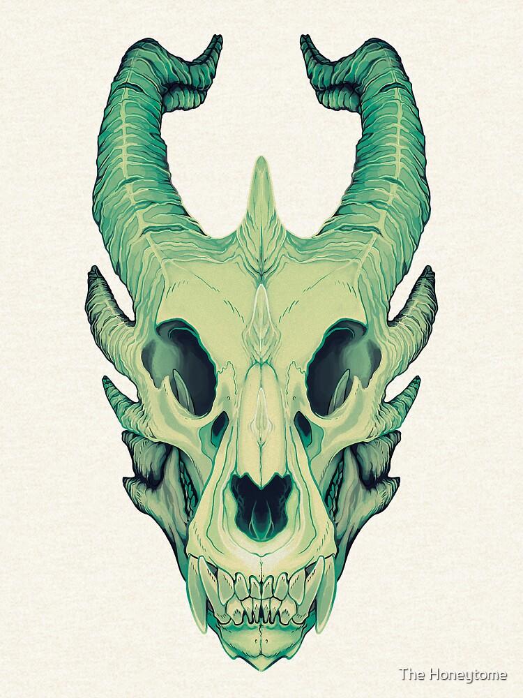 Drachenschädel von fafnyr