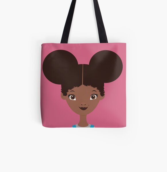 Lovely! All Over Print Tote Bag