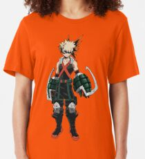 Bakugou Slim Fit T-Shirt