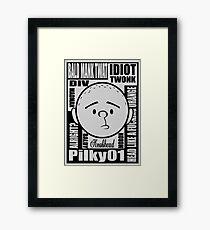 Pilky01 Framed Print