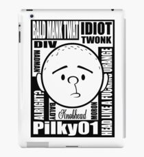 Pilky01 iPad Case/Skin
