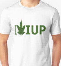 I Love IUP Unisex T-Shirt