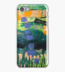 Marsh Blooms iPhone Case/Skin
