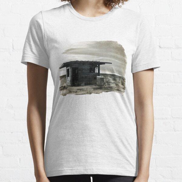 Homestead Cabin, Wonder Valley Essential T-Shirt