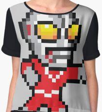 Mega Ultraman Chiffon Top