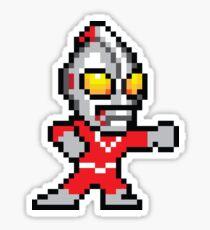 Mega Ultraman Sticker