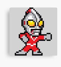 Mega Ultraman Canvas Print