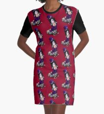 Moxxi Graphic T-Shirt Dress