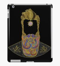 Faceless Rick iPad Case/Skin