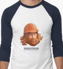 Maelstrom - Never Forget - Construction Worker T-Shirt