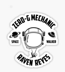 Raven Reyes  Sticker